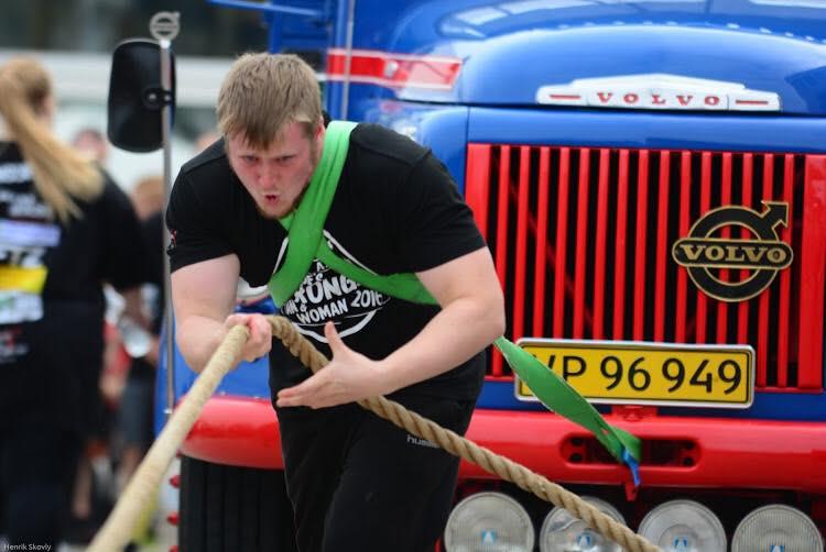 Lastvognstræk Kristian