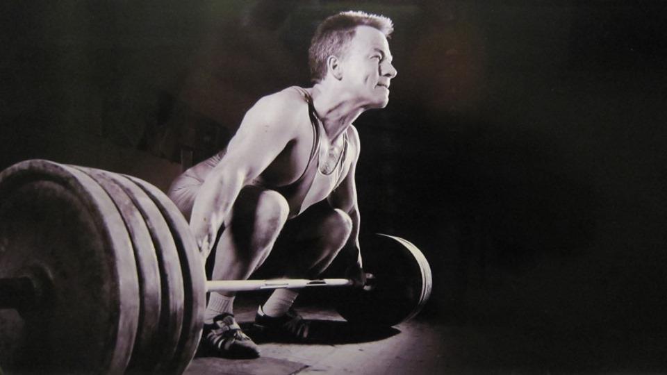 Benny vægtløftning
