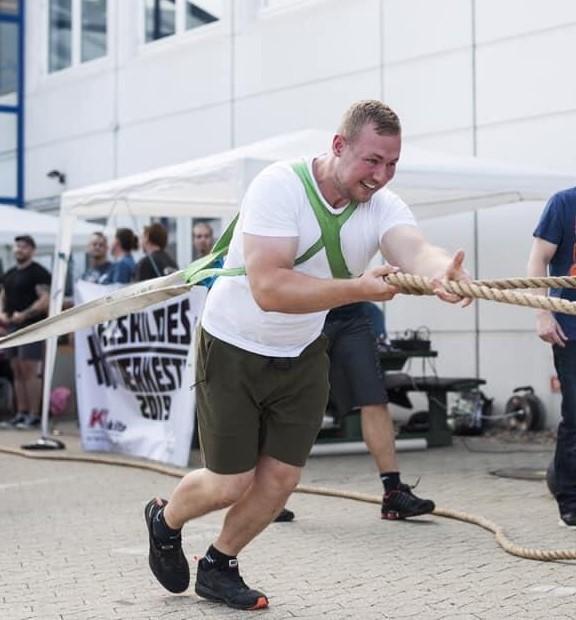 Rasmus Bugge Stærk motion