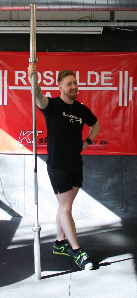 Pause imellem vægtløftning og styrkeløft3